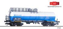Tillig 15432 Tartálykocsi, négytengelyes SOLVAY, Renfe (E5) (TT)