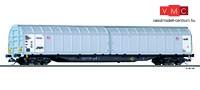 Tillig 15808 Eltolható oldalfalú négytengelyes teherkocsi, Railion NL (E6)