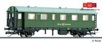 Tillig 16001 Tehervonati poggyászkocsi, DB (E3) (DB) (TT)