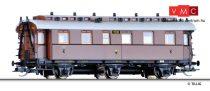 Tillig 16031 Személykocsi, 3 tengelyes 3. osztály, K.P.E.V. (E1)
