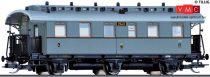 Tillig 16032 Személykocsi, 3 tengelyes 4. osztály, K.P.E.V. (E1)
