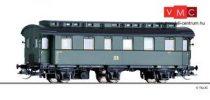 Tillig 16035 Személykocsi, 3 tengelyes 2. osztály, mindkét oldalán zárt peronos, DR (E3)
