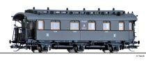 Tillig 16038 Személykocsi, 3 tengelyes BCiy 2./3. osztály, PKP (E3)