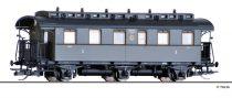 Tillig 16043 Személykocsi, háromtenglyes 3. osztály, DRG (E2) (TT)