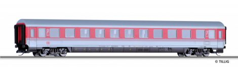 Tillig 16533 Személykocsi, négytengelyes Bvmz, 2. osztály, DB-AG (E6) (TT)