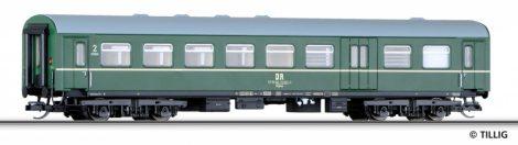 Tillig 16600 Reko négytengelyes személykocsi, 2. osztály/poggyász, DR (E3-4)