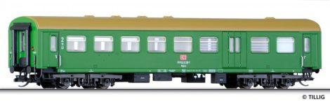 Tillig 16601 Személykocsi, négytengelyes Reko, 2. osztály/poggyásztér, DB-AG (E5)