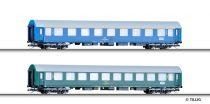 Tillig 1663 Személykocsi-pár, Balt-Orient-Express 1, CSD/CFR (E4) (TT)