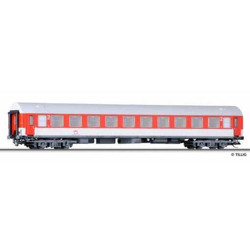 Tillig 16659 Személykocsi, négytengelyes Y-sorozat, 2. osztály, ZSSK (E6)