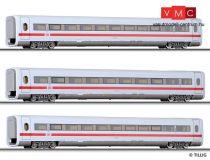 Tillig 1685 ICE villamos motorvonat betétkocsi-készlet (3-részes), DB-AG (E6) (TT)