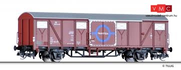 "Tillig 17167 Fedett teherkocsi Gbs, ""TRANSFESA"", SNCF (E4)"