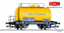 Tillig 17307 Tartálykocsi fékállással, Haltermann, DB (E3)
