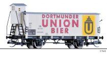 Tillig 17373 Hűtőkocsi fékházzal, Dortmunder Union Bier, DB (E3)