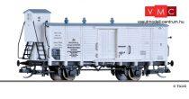 Tillig 17379 Hűtőkocsi fékházzal, M.F.F.E (E1) (TT)