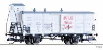 Tillig 17380 Hűtőkocsi fékházzal, HAFLAG, DRG (E2) (TT)