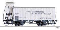 Tillig 17394 Hűtőkocsi fékházzal, Rotterdamsche Koel- & Vrieshuizen, NS (E2) (TT)