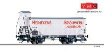 Tillig 17395 Hűtőkocsi fékházzal, Heinekens Brouwerij Amsterdam, NS (E3) (TT)