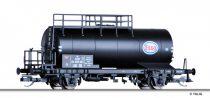 Tillig 17400 Tartálykocsi fékállással, Dansk Esso, DSB (E3) (TT)