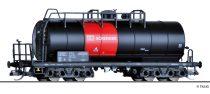 Tillig 17433 Tartálykocsi fékállással, négytengelyes Zaes, DB Schenker Rail Spedkol (PL) (
