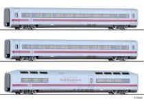 Tillig 1749 Nagysebességű villamos motorvonat ICE 1991 II., 2 db betétkocsi + étkezőkocsi,