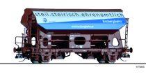Tillig 17562 Önürítős billenőtetős teherkocsi, Erzbergbahn (AT) (E6) (TT)
