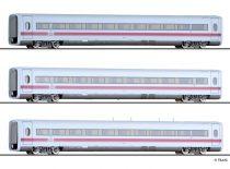 Tillig 1773 Nagysebességű villamos motorvonat betétkocsi-készlet, 3-részes, ICE 1991 Teil