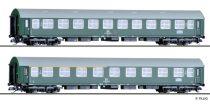 Tillig 1798 Személykocsi-pár, négytengelyes Y-sorozat, 1./2. és 2. osztály, Interzonenzug