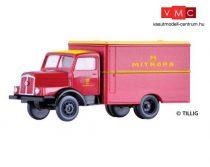 Tillig 19006 IFA H3A dobozos teherautó, MITROPA (TT)