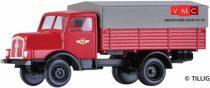 Tillig 19009 IFA H3A ponyvás teherautó, Feuerwehr (TT)