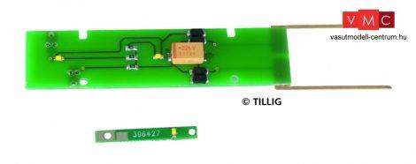 Tillig 19801 Belső világítás poggyászkocsikhoz - Építőkészlet (TT)