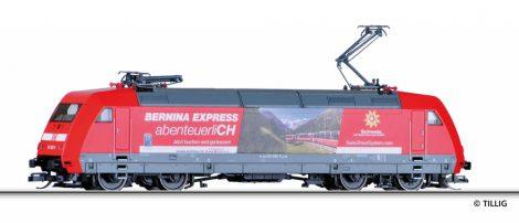 Tillig 2316 Villanymozdony BR 101 092-5, Bernina Express abenteuerlich, DB-AG (E6)