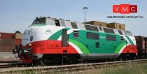 Tillig 2504 Dízelmozdony D 220 Ferrovie Emilia Romagna (E5) (TT)