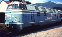 Tillig 2692 Dízelmozdony D 05 (ex BR 118), RBG (E5)