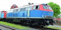 Tillig 2723 Dízelmozdony BR 225 (Ex 218), NBE Rail (E6)