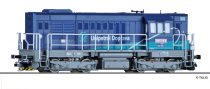 Tillig 2757 Dízelmozdony serie 740, Unipetrol Deprova a.s. (E5)