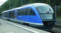 Tillig 2883 Dízel motorvonat BR 642 300 Desiro, Trainguard (E6)