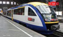 Tillig 2884 Dízel motorvonat BR 642 Desiro, D-VVRO (TT)