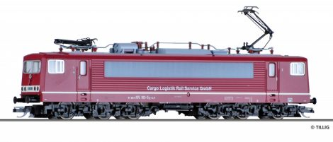 Tillig 4323 Villanymozdony BR 155 103-5, Cargo Logistik Rail Service GmbH (E6)