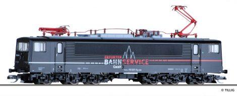 Tillig 4325 Villanymozdony BR 155 007-8, Erfurter Bahnservice GmbH (E6) (TT)