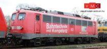 Tillig 4394 Villanymozdony BR 110, Bahntechnik und Kompetenz, DB AG (E6)