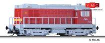 Tillig 4624 Dízelmozdony T 435.0, CSD (TT)