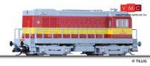 Tillig 4625 Dízelmozdony Rh 720, ZSR (TT)