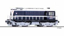 Tillig 4628 Dízelmozdony ChME2, SZD (E4) (TT)