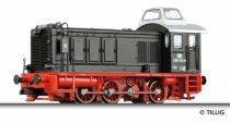 Tillig 4634 Dízelmozdony BR 236 123, DB, kilátóablakkal (TT)
