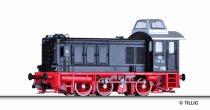 Tillig 4637 Dízelmozdony V36 122, magas tetőablakkal, DB (E3)