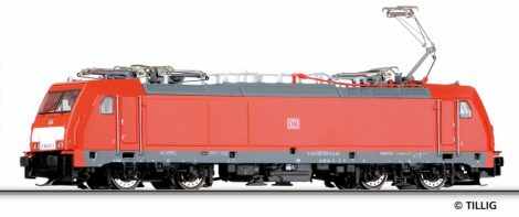 Tillig 4900 Villanymozdony BR 186, DB-AG Schenker (TT)