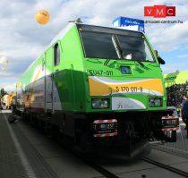 Tillig 4913 Villanymozdony BR 170, PL-KMKO - Koleje Mazowieckie (E6) (TT)