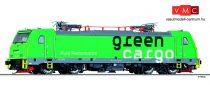 Tillig 4914 Villanymozdony Re 1424, Green Cargo (E6) (TT)