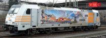 Tillig 4925 Villanymozdony BR 186 181-4 der Railpool / HSL Logistik GmbH (E6) (TT)