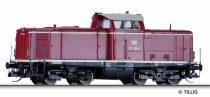 Tillig 501596 Dízelmozdony BR 211, DB (E4) (TT)